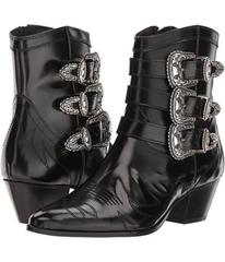 The Kooples Leather Cowboy Boots