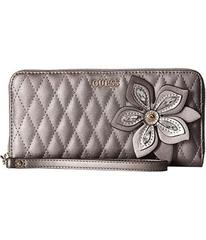 GUESS Sibyl Small Leather Goods Large Zip Around