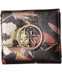 GUESS Kamryn Small Leather Goods Card & Coin Purse