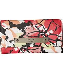 GUESS Britta Small Leather Goods Slim Clutch