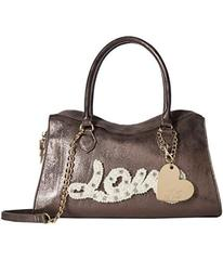 Betsey Johnson Just for the Frill of It Satchel