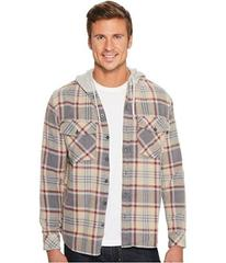 Quiksilver Hooded Tang Flannel