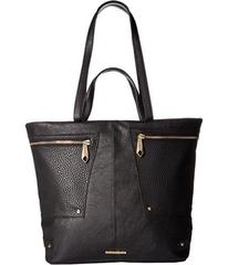 Rampage Mixed Media Two Way Tote