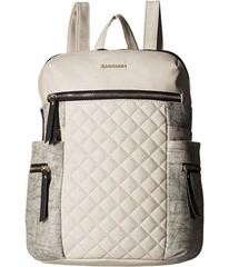 Rampage Mixed Media Quilted Backpack
