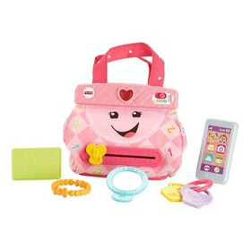 Fisher-Price Laugh and Learn My Smart Purse