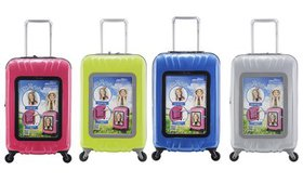 "Selfie Club 20"" Selfie Personalized Carry-On Lugga"