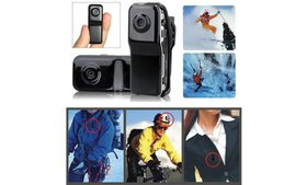 Mini DVR Wireless Camera with Sound Activated Reco