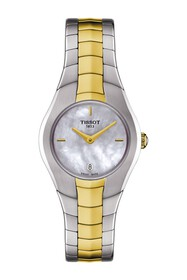 Tissot Women's T-Round Mother of Pearl Watch
