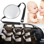 Car Safety Easy View Back Seat Mirror Baby Facing