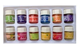 Oils Pack For Aromatherapy Spa Bath Massage With 1
