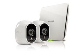 Netgear Arlo Smart Security System with 2 HD Camer