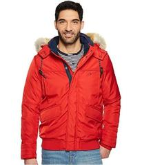 Tommy Jeans Winter Jacket with Faux Fur Hood