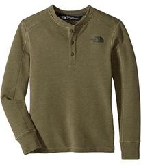 The North Face Kids Long Sleeve Henley (Little Kid