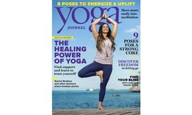 Up to 88% Off Yoga Journal Magazine Subscriptions