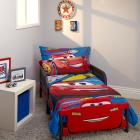 Disney Cars Rusteze 4pc Toddler Bedding Set