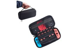 Insten 29-Game Card Capacity Hard Protective Case