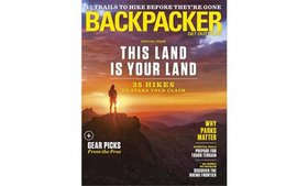 Up to 88% Off Backpacker Magazine Subscription
