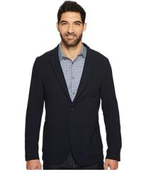 Perry Ellis Slim Fit Stretch Texture Knit Jacket