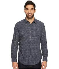 Calvin Klein Jeans Long Sleeve Space Dyed Check Bu
