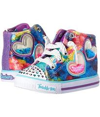 SKECHERS KIDS Twinkle Toes: Shuffles 10836N Lights