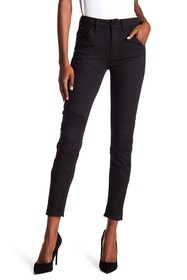 G-STAR RAW High Super Stretch Ribbed Panel Jeans
