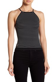 Free People New Dawn Striped Tank Top
