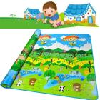 Forest Pattern Baby Crawling Mat Baby Crawling Pad