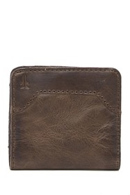 Frye Melissa Small Leather Wallet