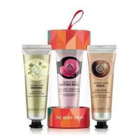 Hand Cream Trio Collection