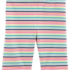 Striped Tumbling Shorts