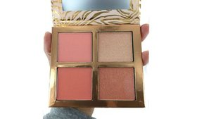 Makeup Palette by Duped Cosmetics (Blush, Highligh