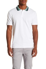 Ben Sherman Short Sleeve Knit Polo