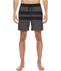 Hurley Phantom Blackball Volley Shorts