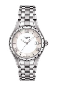 Tissot Women's T-Lady T072 Mother of Pearl Watch