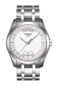 Tissot Men's Couturier Bracelet Watch