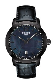 Tissot Men's Quickster Mother of Pearl Anthracite