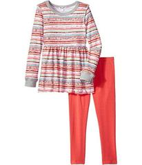 Splendid Littles Stripe Print Sweater Set (Little