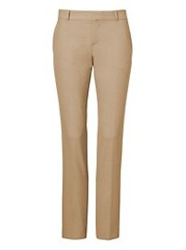 Ryan Slim Straight-Fit Luxe Brushed Twill Pant