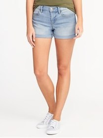 Denim Shorts for Women (3 1/2\