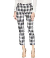 Tahari by ASL Ankle Length Plaid Pants