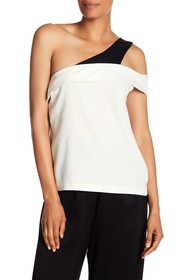 Ramy Brook Luca One Shoulder Blouse