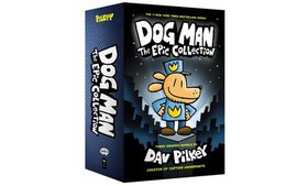 Dog Man: The Epic Collection: From the Creator of