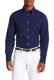 Brooks Brothers Seer Classic Long Sleeve Sport Fit