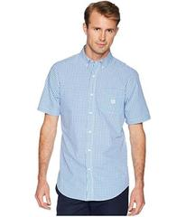 CHAPS Short Sleeve Easy Care Woven Shirt