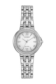 Citizen Women's Eco-Drive Gold-Tone Stainless Stee