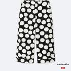 WOMEN MARIMEKKO WIDE CROPPED PANTS