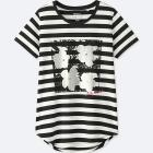 WOMEN SPRZ NY SILVER FACTORY GRAPHIC T-SHIRT