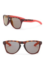Nike Essential Navigator 54mm Rounded Sunglasses