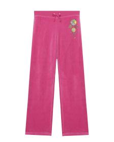 Juicy Couture Velour Candy Crown Mar Vista Pant fo