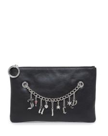 Juicy Couture Juicy Charm Leather Clutch